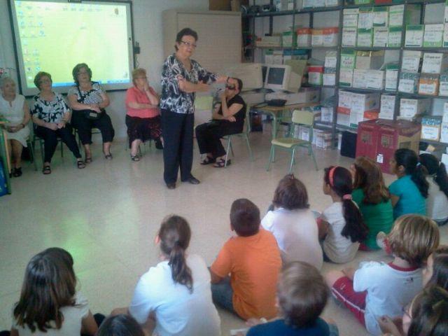 El Centro de Día inicia este miércoles sus jornadas de clausura de los talleres 2012 - 2013, Foto 3