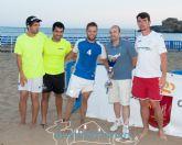 El 'Autoescuela Matías' de Almería se impone en el III Torneo de Fútbol Playa