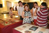 Una exposición recorre la historia de las fiestas patronales a través de carteles, programas y libros