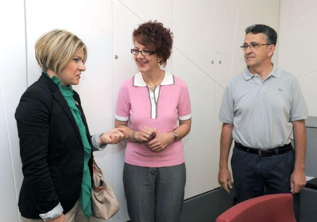La Universidad de Murcia celebra en Caravaca la reunión de la Sociedad Española de Mineralogía - 2, Foto 2