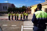La concejalía de Seguridad Ciudadana y Emergencias clausura el curso de Educación Vial 2012/13