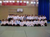 La concejalía de Deportes y el club de Aikido clausuran la temporada 2012/13 con los exámenes aspirantes a cinturón negro primer dan