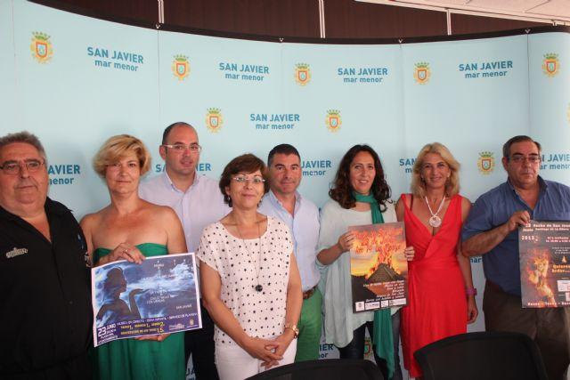 San Javier, Santiago de la Ribera y La Manga celebrarán la noche de San Juan - 2, Foto 2