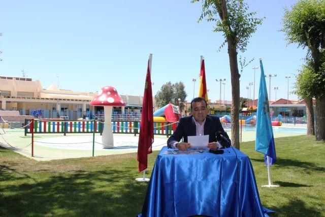El Polideportivo lanza una amplia oferta para la práctica deportiva durante el verano - 1, Foto 1