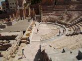 El Teatro Romano abrirá el lunes a los más de 4.000 cruceristas que llegarán al puerto