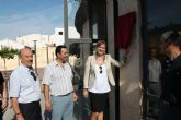 La Alcaldesa y todo el Equipo de Gobierno Municipal inauguran una Oficina Municipal de la Policía Local en La Algaida