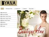 Descubre la nueva p�gina web de Boutique Ana