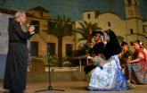 La Peña El Caldero abre el VIII Festival de Folclore con la celebración de una boda huertana