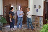 Ultiman las obras de adecuación de la Casa del Cura para su reapertura durante los meses de verano