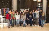 Se acaba el curso escolar para los Corresponsales Juveniles de Cartagena