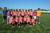 La Selección Noroeste A de Fútbol 8, ganadora del I Torneo Antonio Pérez Tudela de El Algar