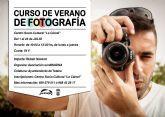 Curso de verano de Fotografía Digital, organizado por sonIMAGINA