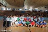La concejalía de Deportes felicita al club 'Cade Capuchinos Fútbol Sala'