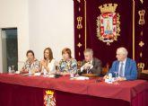 María Dueñas: Mi ciudad de acogida me declara oficialmente suya
