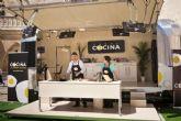 El Canal Cocina visita Mazarr�n para promocionar el municipio y dar a conocer su gastronom�a