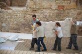 Las pinturas murales vuelven al Barrio del Foro Romano