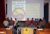 Asamblea de la Plataforma 'la Cuenca del Segura Libre de Fracking' en Cieza