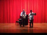 La Escuela Municipal de Música inicia el ciclo de audiciones de sus alumnos en el teatro del centro sociocultural 'La Cárcel'