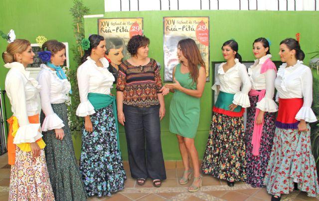 Puerto Lumbreras acoge el próximo sábado el XIV Festival Flamenco con la representación en baile de la obra 'Patio de colores' - 1, Foto 1