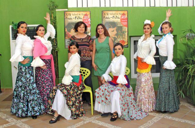 Puerto Lumbreras acoge el próximo sábado el XIV Festival Flamenco con la representación en baile de la obra 'Patio de colores' - 2, Foto 2