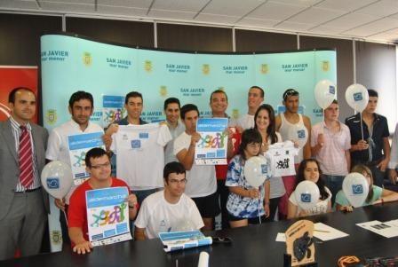 La Aidemarcha espera superar el récord del pasado año y llegar a los 1500 participantes - 1, Foto 1