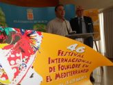 Cerca de una treintena de actividades configuran el Festival Internacional de Folclore en el Mediterráneo
