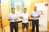 Entregados los diplomas de los cursos de Celador Sanitario e Iniciación al Buceo Deportivo de la ADLE