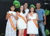 Portmán ya tiene reinas de las fiestas 2013