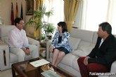 La alcaldesa solicita al Delegado del Gobierno una delegación de Comisaría de la Policía Nacional