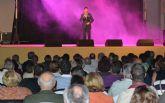 Más de 500 personas disfrutaron de la copla en el parque de La Aduana