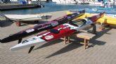 El desafío en kayak Cartagena-Orán entra en su recta final