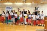 Diez escolares de Totana se hacen con los premios Crece en Seguridad 2013