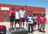La tercera Liga Nacional Postal de tiro con arco se jugó en El Albujón