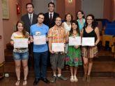 Alumnos de los institutos Mariano Baquero e Infante ganan la Olimpiada de Lenguas Clásicas