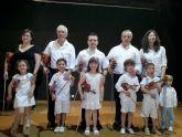 Alumnos del Conservatorio de Caravaca se forman en el lenguaje musical con el método Suzuki