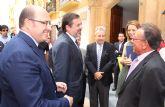 Federico Ramos firma un convenio con los regantes de Lorca y Puerto Lumbreras