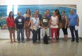 Empresas murcianas ofrecen prácticas laborales a jóvenes europeos en el marco del programa Eurodisea