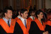 La UCAM gradúa a la I promoción de estudiantes del Grado en ADE