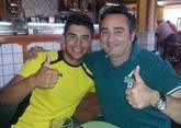 Juan Belda cubre 39 kilómetros hasta la localidad de Minaya en la quinta jornada de su camino hacia Las Ventas