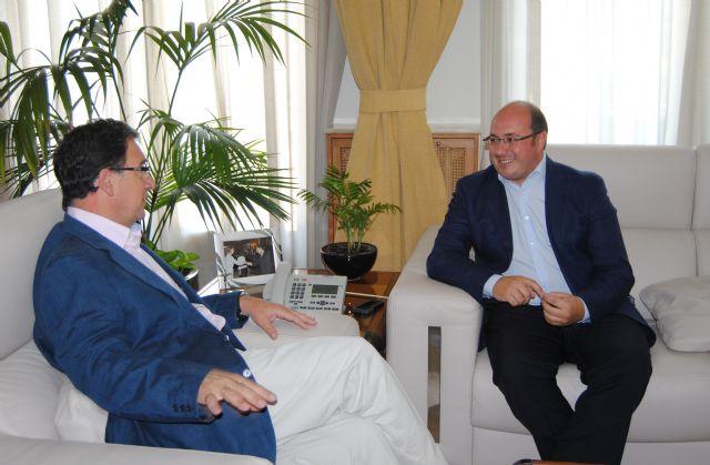 El alcalde solicita apoyo de la Delegación del Gobierno para la apertura de una Oficina de Correos en la pedanía de La Estación-El Esparragal - 1, Foto 1