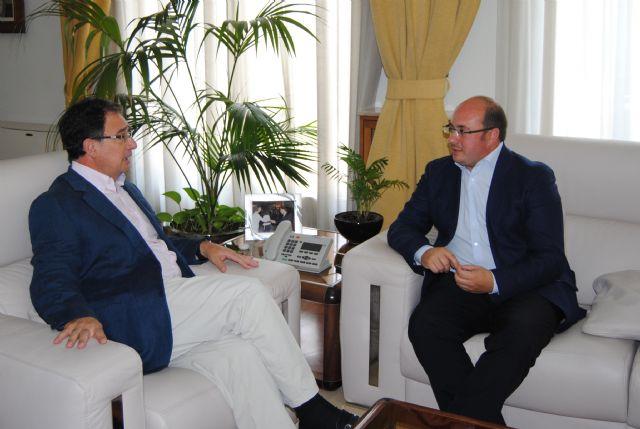 El alcalde solicita apoyo de la Delegación del Gobierno para la apertura de una Oficina de Correos en la pedanía de La Estación-El Esparragal - 2, Foto 2