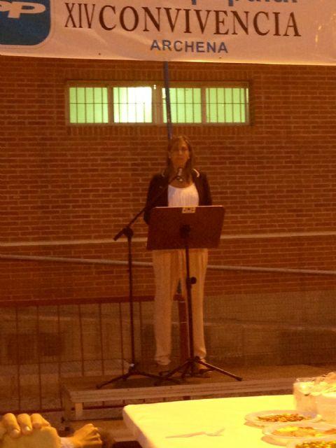 El PP de Archena celebra el ecuador de la legislatura con un exitoso balance de su gestión - 1, Foto 1