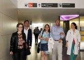 La ampliación de la cartera de servicios de Los Arcos del Mar Menor permitió tratar a pacientes con neoplasias hematológicas