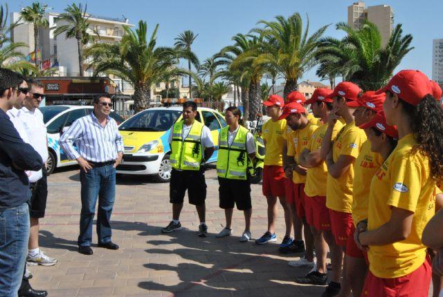 Más de medio centenar de personas velarán por la seguridad y salvamento en playas  durante el verano - 1, Foto 1