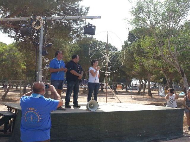 Los Scouts de la Región de Murcia celebraron una acampada en San Blas durante el pasado fin de semana - 1, Foto 1