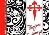 Los vecinos pueden recoger desde hoy los programas de mano de las Fiestas Patronales de Santiago�2013