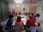 Reunión de la comisión de absentismo escolar.