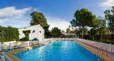 Abierta la piscina y zonas exteriores del Parador de Turismo para prestar servicios municipales durante julio y agosto