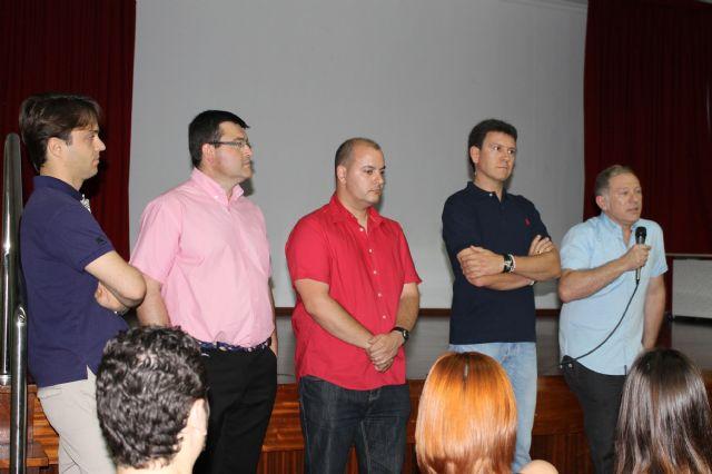 Se clausura el VIII Curso de Realización Cinematográfica con la proyección de tres cortos en la Casa de Cultura, Foto 1