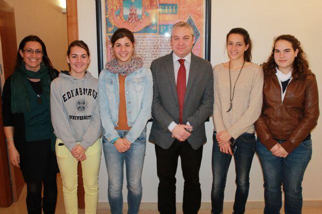 María Sánchez del Siglo XXI premiada en el concurso nacional El País de los estudiantes - 1, Foto 1